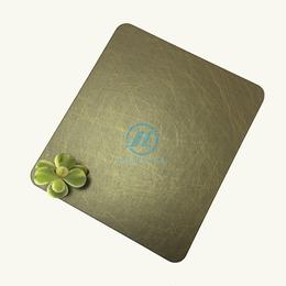 防指纹乱纹青古铜镀铜不锈钢板 水镀镀铜乱纹青古铜不锈钢电梯板缩略图