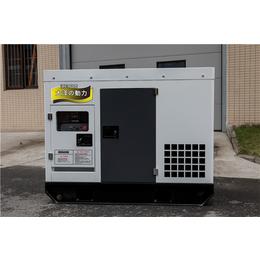 25千瓦车载静音柴油发电机