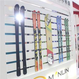 优质板材滑雪板价格 厂家现货供应单双板