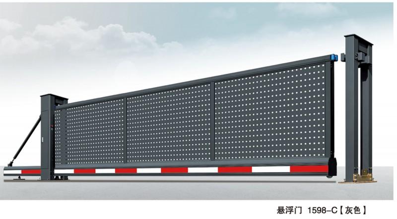 灰色高质量悬浮门定制 价格优惠