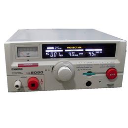 日本菊水TOS5050A交流耐压测试仪交流耐压机