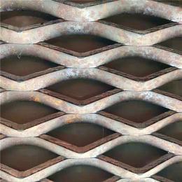 菱形钢板网-六角钢板网-钢板网-百鹏丝网(图)