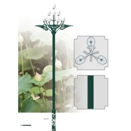 产地货源节能6米7米8米组合中华灯 组合灯 led灯缩略图