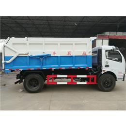 東風5立方污泥運輸車-5方5噸糞便污泥運輸車丨價格