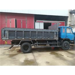 4吨5吨淤泥自卸车-5立方清运污泥运输车价格说明