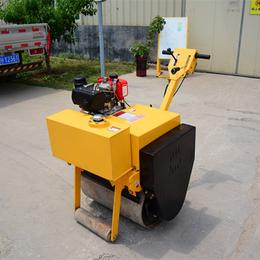 手扶壓路機價格 單輪手扶壓路機廠家直銷