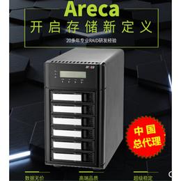 ARECA雷电3代6盘位磁盘阵列 共享存储 雷电阵列