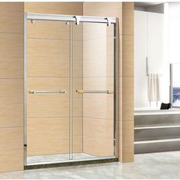 加厚淋浴隔断JMS-0810双移门浴室门缩略图