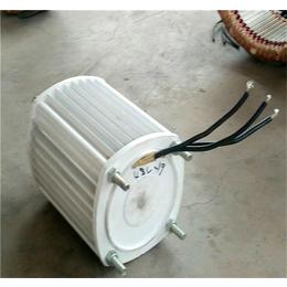 晟成20kw风光互补风力发电机系统的发电原理