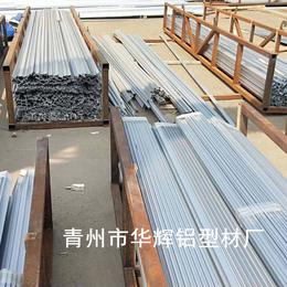 玻璃大棚铝材供应  青州阳光板大棚铝型材厂家缩略图