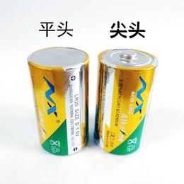 厂家生产LR20大号碱性电池煤气炉喷香机1号电池