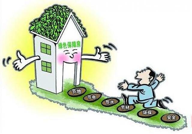 绿色建筑推广存在的问题及对策