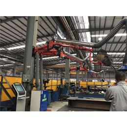 百润机械-焊接吸尘臂-悬臂吊焊接吸尘臂 代理
