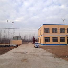 山西忻州风力发电机厂家 风能发电系统24小时不间断供电
