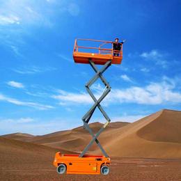全自行走升降机 液压升降车 电动升降平台 举升机 登高车