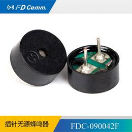 福鼎FD 厂家供应3v电磁无源9mm插针蜂鸣器