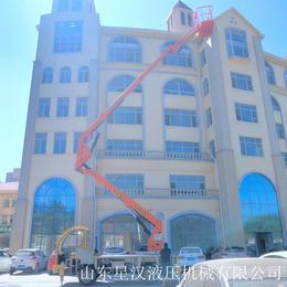 20米升降车 登高车 折臂升降机 曲臂升降平台 登高车