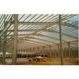 钢结构-宏顺玻璃钢服务周到-门式钢结构