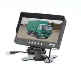 车载显示器深圳厂家直销车载倒车后视大巴显示器7寸显示器缩略图