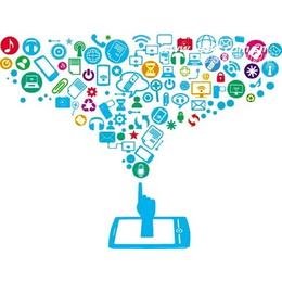 微手机相比传统推广模式更适合渠道分流化 碎片化营销