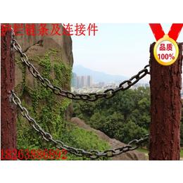 梧州鲁兴特价圆环链条结实锰钢护栏铁链国家标准