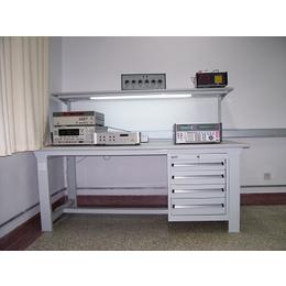 洛阳厂家热卖钳工工作台 不锈钢包面工作台 机床配套精工品质