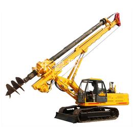 小型履带机锁杆旋挖钻机 旋挖钻 28米建筑基础打桩机