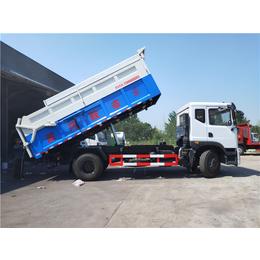 污水处理厂5吨自卸式污泥运输车-5吨污泥运输车价格
