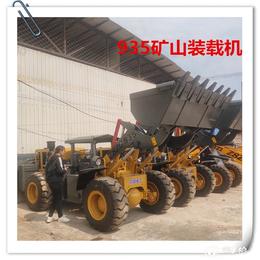 矿井装载机 井下用装载机 车身低矮
