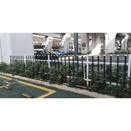 佛山PVC护栏厂家直销变压PVC防老化塑钢草坪花坛隔离护栏