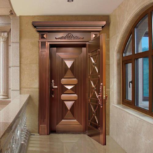 了解铜门安装注意事项 把握好日后监工