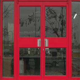 派瑞雅  大气 断桥铝门窗系列