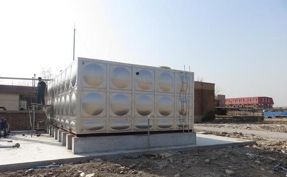 增压水泵对不锈钢消防水箱的重要性