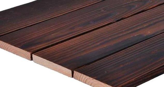 什么是碳化木和防腐木?碳化木和防腐木的区别?