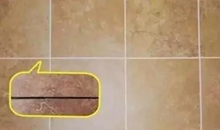 瓷砖铺贴需要留缝的12个原因