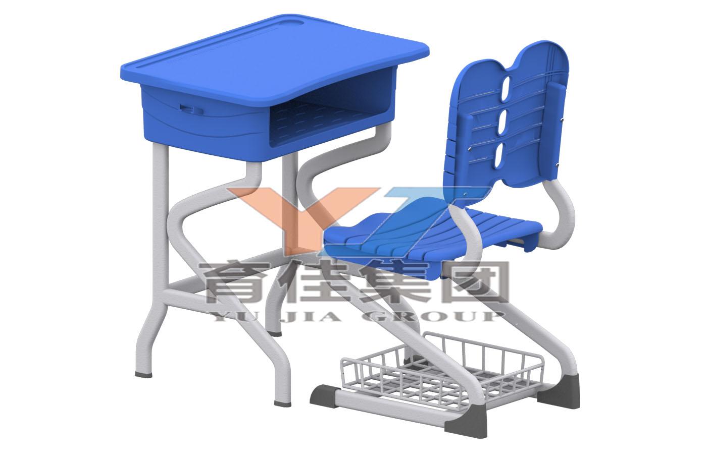 單人R桌S椅課桌椅
