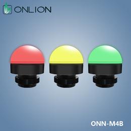 欧恩包邮 多层多色 常亮闪亮带蜂鸣 LED机床三色警示灯缩略图