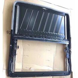 奔驰A160A200天窗玻璃框架电机拉线原厂