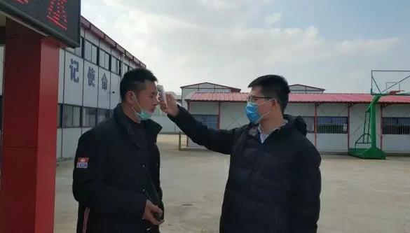 南昌临空城投集团各在建项目消毒杀菌情况简报