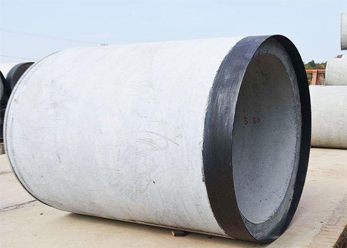 鋼承口頂管非開挖防腐水泥頂管