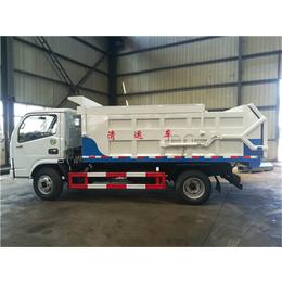 农牧公司干粪运输车+12方12吨脱水干粪运输车报价
