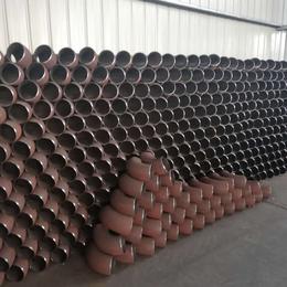 碳钢国标冲压弯头 热压无缝弯头 90度焊接弯头现货供应
