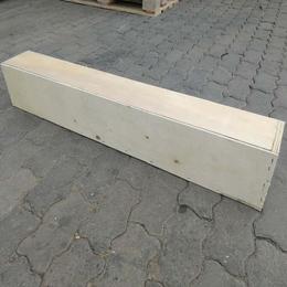 免熏蒸木箱厂家定做国内周转专用木箱 山东托盘厂生产