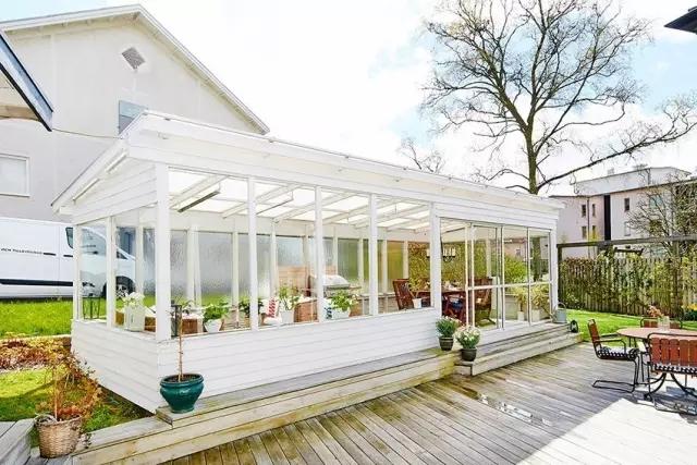 建一个阳光房,让阳光住进我家!