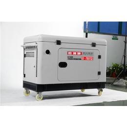 欧洲狮7千瓦静音式柴油发电机