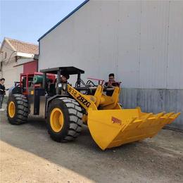 大山云母矿井铲车窄体矿用装载机卸料高度1.7米