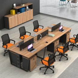 南昌办公现代桌子南昌简约办公桌屏风卡位桌子主管桌文件柜