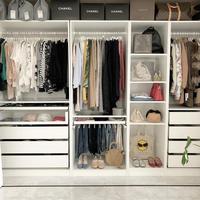 房子裝修,定制衣柜搞懂這7個地方,省幾千塊