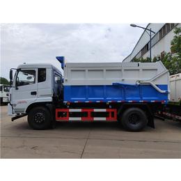 污水处理厂用10方15方含水污泥运输车价格说明