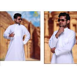 厂家阿拉伯大袍穆斯林服装沙特服装
